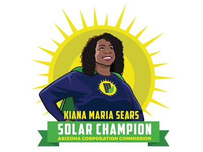Kiana Maria Sears: Solar Champion