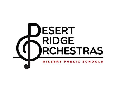 Desert Ridge Orchestras Logo