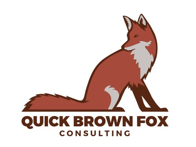 Quick Brown Fox Consulting logo