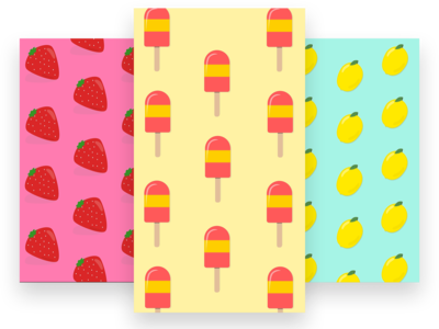 Summer Inspired Wallpapers