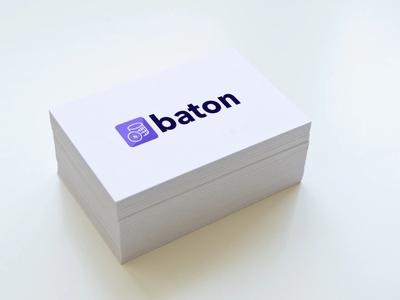 Baton Logo and Branding