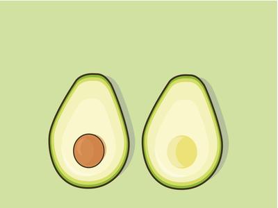 Fruit Collection - Avocado