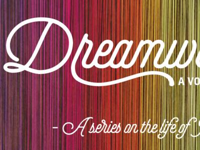 Dreamweaver Message series branding colorful multi-colored thread design church dream series