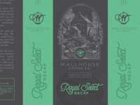 Wall house Coffee - Royal Select