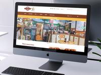 Ellbee's Redesign online shop e-commerce commerce wordpress development wordpress website design website ui web design
