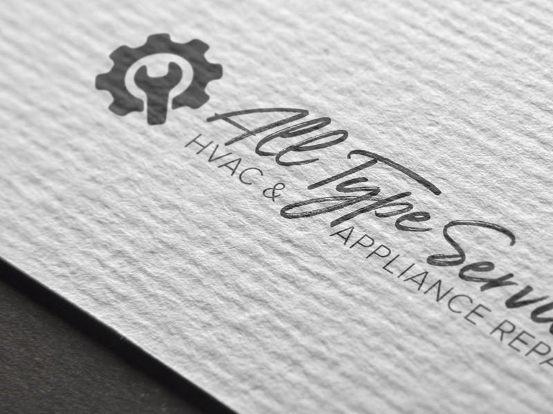 All Type Services Branding logotype graphic design logo design logos branding design brand identity brand design icon typography vector branding logo