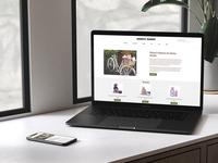 Maura's Market E-Commerce Website Design ux ui wordpress development wordpress website design design web website