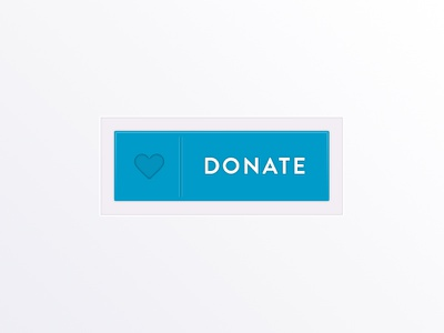 CSS3 Donate Button ui design web donate button css