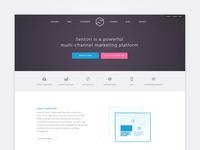 Sentori Website