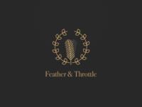Feather & Throttle Branding
