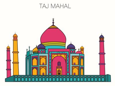 INDEA-TAJ MAHAL