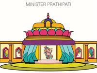 INDIA-MINISTER PRATHIPATI