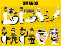 Arabian Character