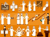 Arabian-Character