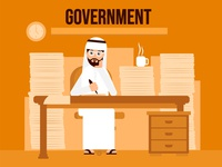Government-office