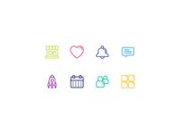 Icon Set for Kids