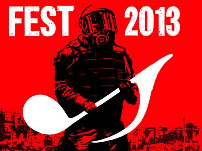 Riot Fest Guard