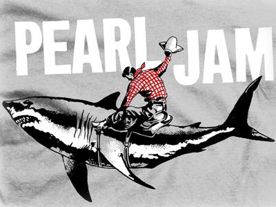 Pearl Jam - Shark