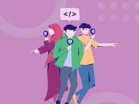 Jobs Reqruitment Illustration