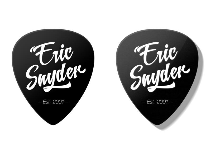 Eric Snyder Logo Phases