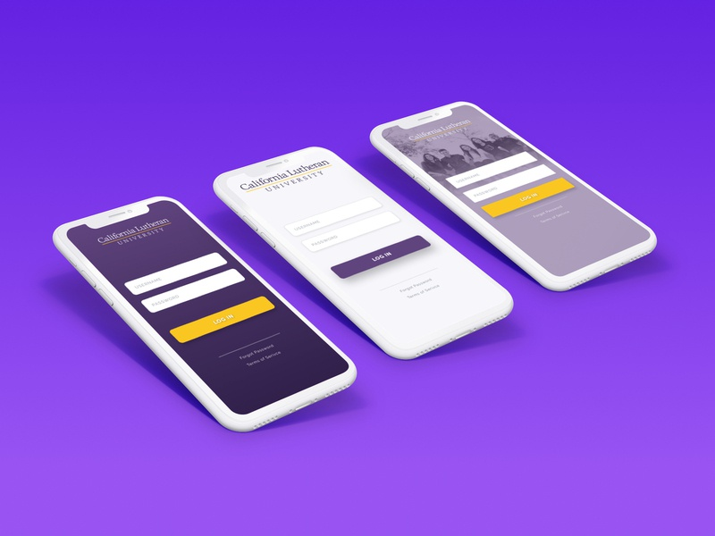CLU Mobile Application
