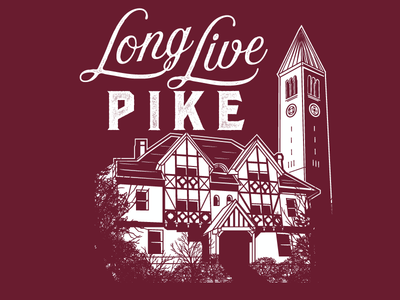 Long Live The Pike pike college greek sorority fraternity