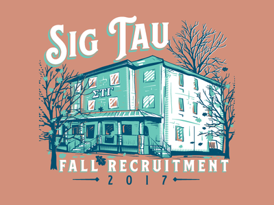 Sig Tau House