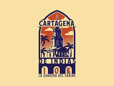 Cartagena 10k nick beaulieu http:www.districtnorthdesign.com new hampshire district north design