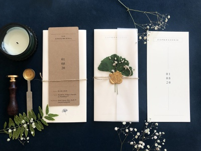 Wedding invitation leaves craftwork craft boho gold nature guest wedding invite wedding invitation wedding invite design