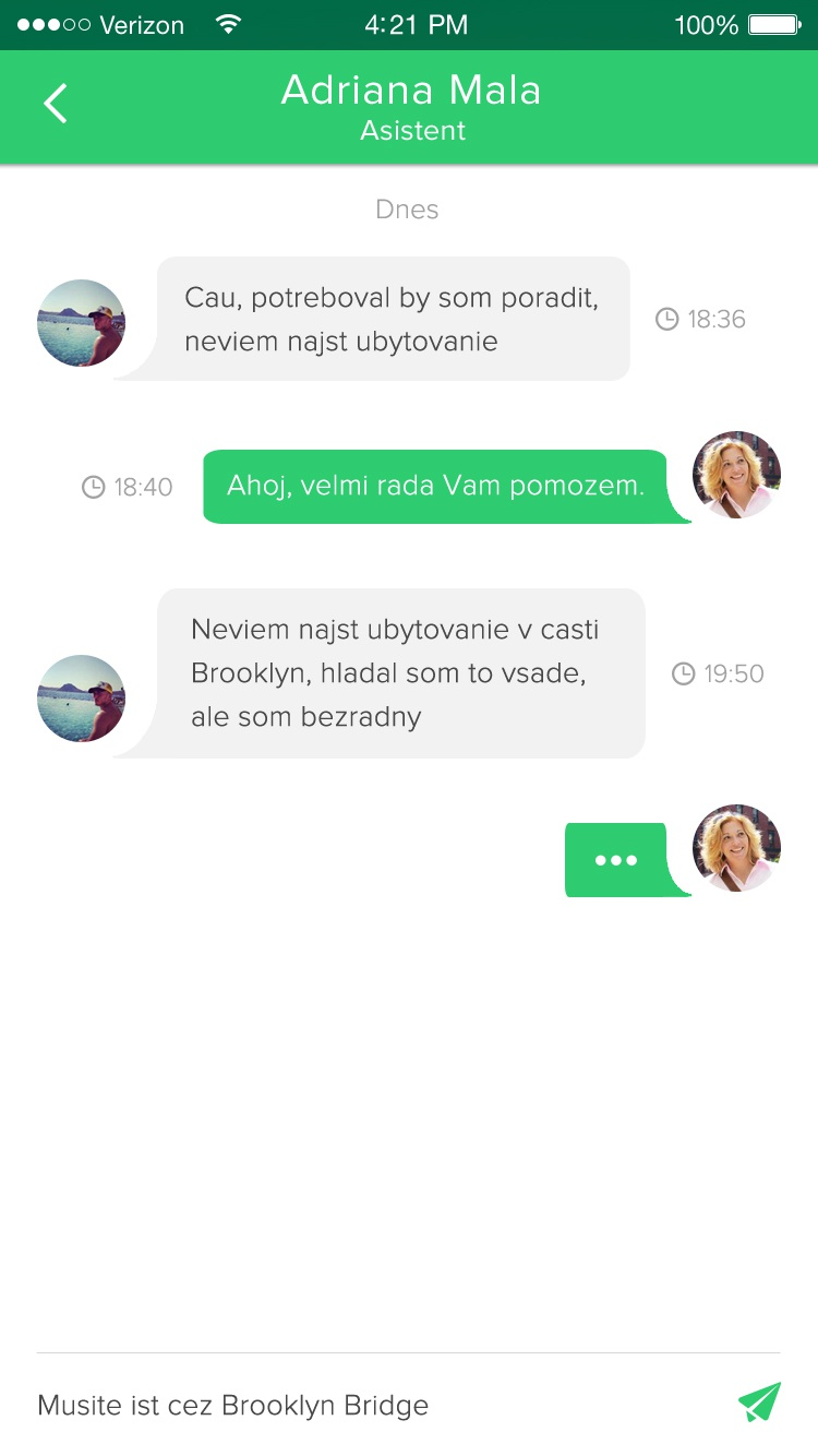 Real pixels  chat
