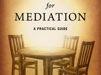 Mediation Book Design