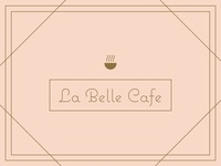 La Belle Cafe Logo