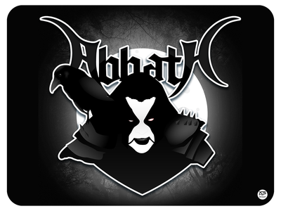 Abbath immortal portrait vector portrait illustraion design flat illustration illustration flat  design flatdesign black metal abbath