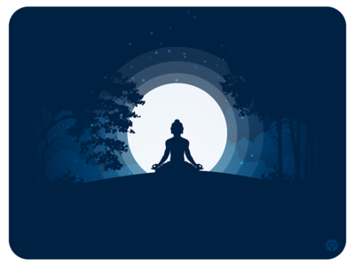 Moonlight Meditation