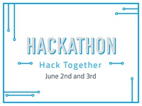 Hackathon printout