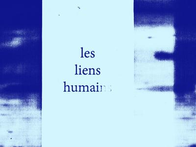 les liens humains décalé printer tiempolo scans