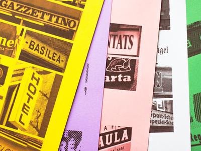 Pragmatics Posters linguistics critical making pragmatics typography halftone posters