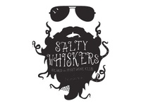 Salty Whiskers Dribbble