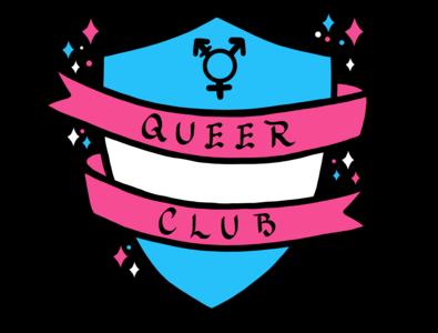 Queer Club Enamel Pin