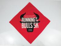 Running of the Bulls Bandana