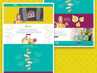 Sunions Website Design