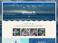 St. Paul's By The Sea Episcopal Church Website Design