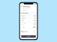 Service Pro - Mobile Invoice