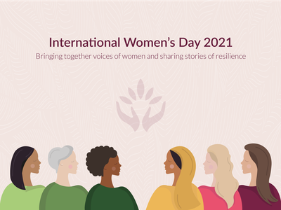 International Women's Day Illustration - TreeSisters promotion brand vectorart sketch visualcommunication adobeillustator voice empowering women branding adobe graphicdesign vector internationalwomensday illustration