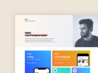 Personal Website - Ferdaus Kabir Emon