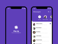 Plan Up Life & Management App