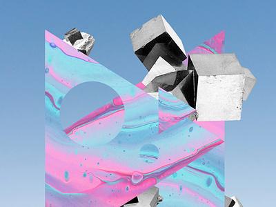Sketch 4 digital collage design collage poster