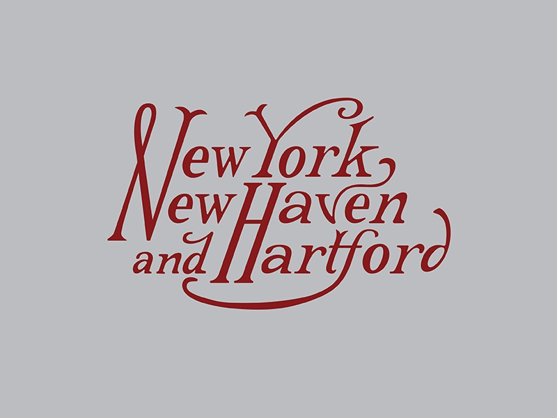 New York New Haven And Hartford By Drew Beamer Dribbble Dribbble