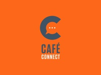 Café Connect Logo concept