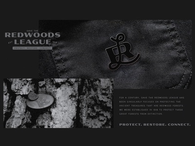 Pin and Tree Tag Mockup Save The Redwoods League